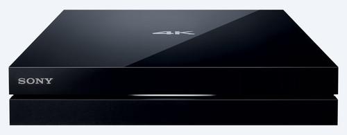 Imagem de um Media Player 4K da Sony