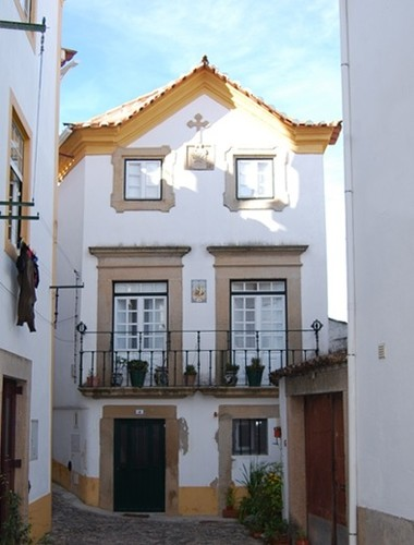 Casa do Prior, Castelo de Vide
