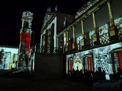Espectáculo Video Mapping na Universidade de Coimbra UC 725 Anos - Uma História de Luz  (15)