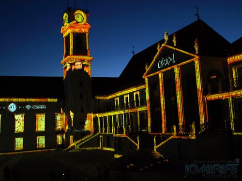 Espectáculo Video Mapping na Universidade de Coimbra UC 725 Anos - Uma História de Luz  (8)