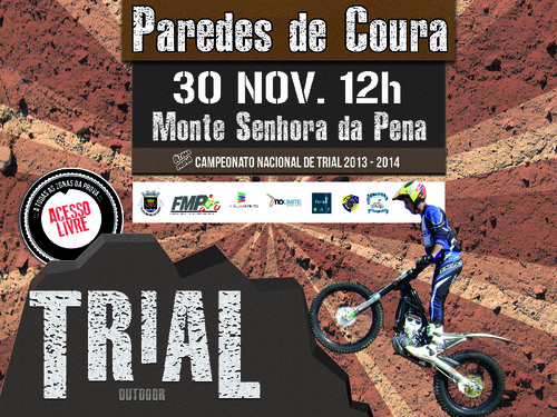 II Trial Outdoor - Monte da Pena