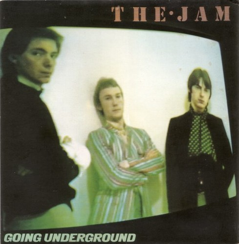 Jam, The - Going Underground.jpeg