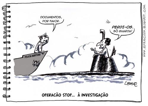 L.FRASCO+cartoon_Paulo Portas Submarinos Documento