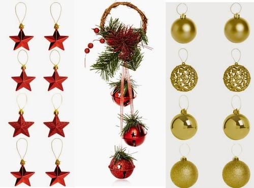 Primark Sugestões de Decorações de Natal 2014 3