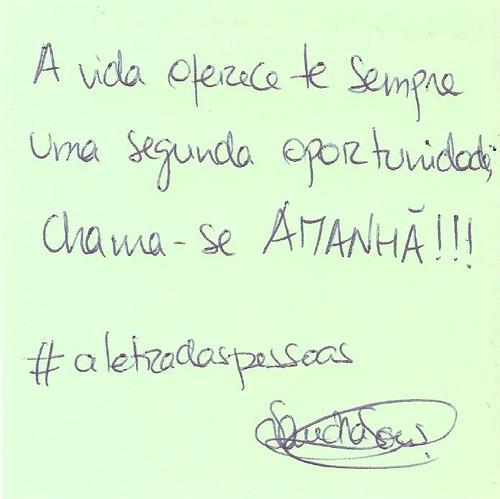 #aletradaspessoas