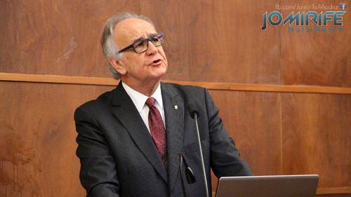 José de Faria Costa no Colóquio Novas Tendencias do Direito