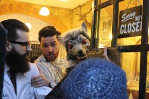 protesto barberia figaros barber shop misogenia c