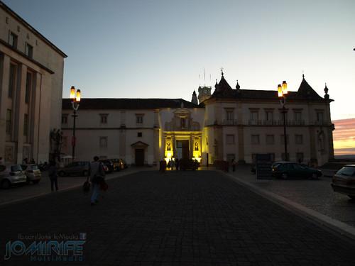 Espectáculo Video Mapping na Universidade de Coimbra UC 725 Anos - Uma História de Luz  (2)