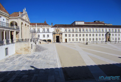 Pátio da Universidade de Coimbra [en] Yard of the University of Coimbra