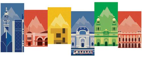 475º aniversário da fundação da cidade de Santiago