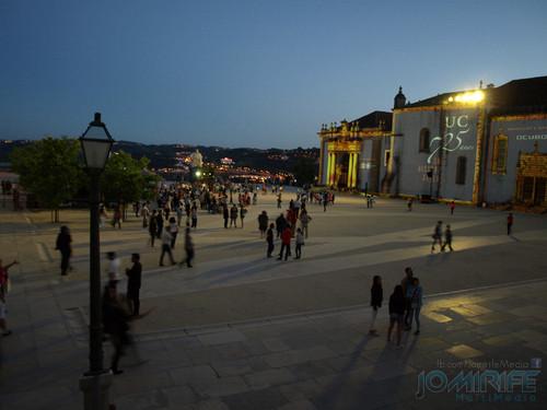 Espectáculo Video Mapping na Universidade de Coimbra UC 725 Anos - Uma História de Luz  (6)