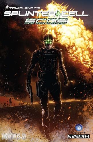 Tom Clancy's Splinter Cell- Echoes - Digital Exclu