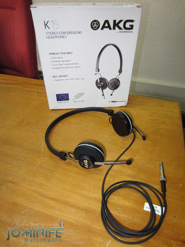 Headphones AKG K15