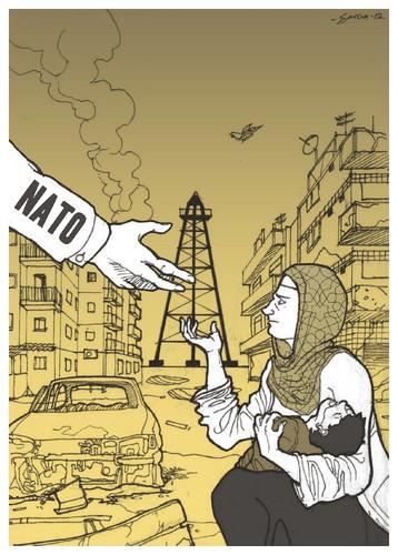 Nato Guerra petroleo