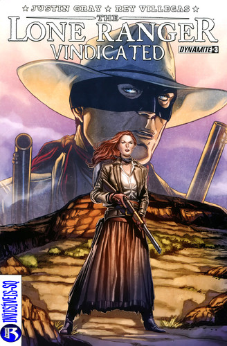 The Lone Ranger - Vindicated #3 (2015) (GMG-DCP) 0
