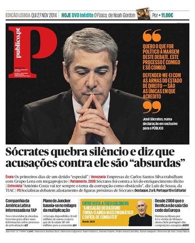 capa do Publico - 27-11-2014_caso socrates.jpg