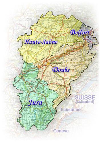 Franche Comté in. www.interfrance.com