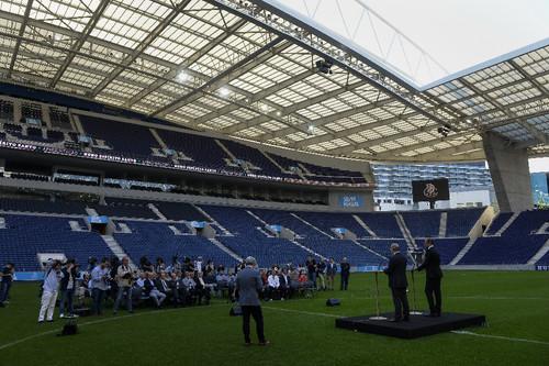 Nuno é o novo treinador do FC Porto