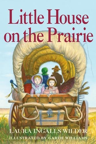 capa de 'Little House on the Prairie'