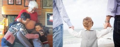 Adopção Gay parentalidade crianças famílias Po