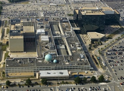 NSA_A_headquarters_Fort_Meade_Maryland