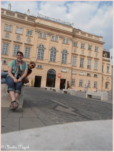 Viena no Museumsquartier