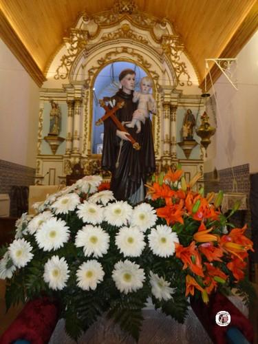 Missa - Procissão Stº António em Loriga !!! 116
