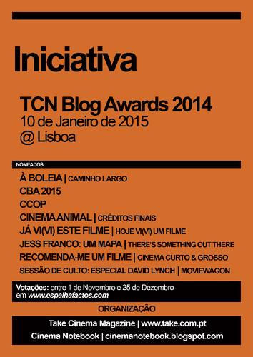 Nomeados TCN Melhor Iniciativa 2014
