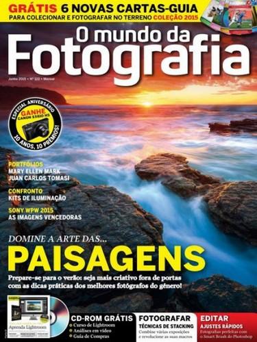 O Mundo Da Fotografia Digital – Nº 122 Junho (2