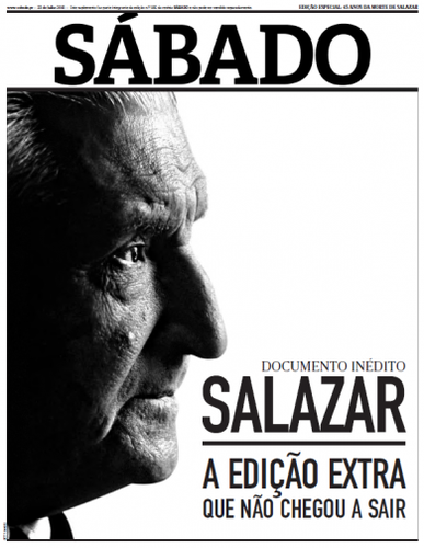 Edição Especial 45 Anos Da Morte De Salazar (201