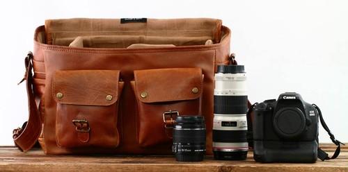 Bolsa de pele para Câmera Reflex Digital (3).jpg