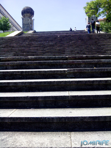 Escadas monumentais da Universidade de Coimbra [en] Monumental stairs of the University of Coimbra