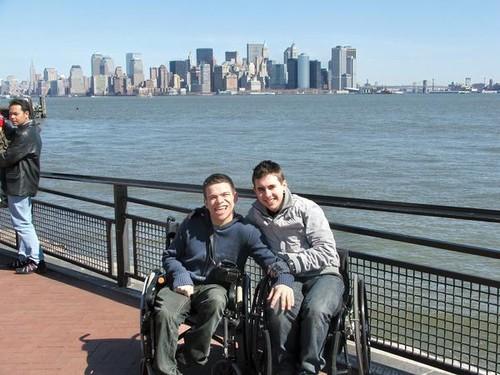 Homossexuais portadores de deficiência