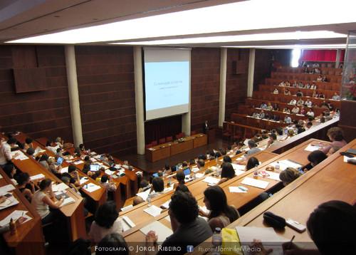 Auditório da Faculdade de Direito da Universidade de Coimbra
