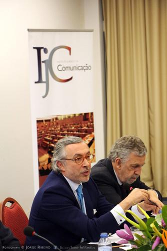 António Lobo Xavier - Advogado. Colóquio sobre Direito e Comunicação Social - Problemas e Desafios