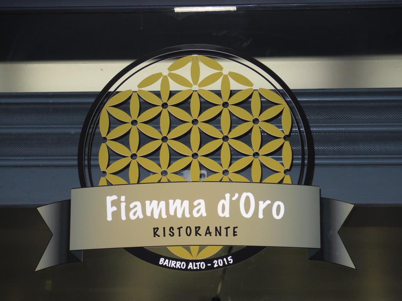 FIAMMA D'ORO, no Bairro Alto
