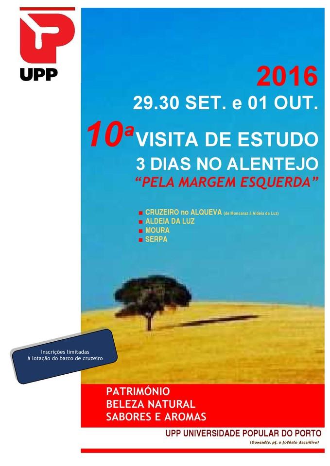 UPP 3 dias Alentejo