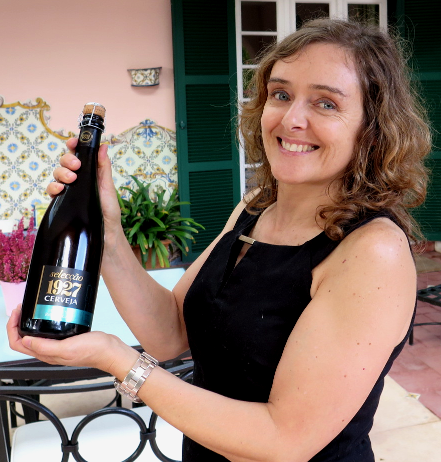 Beatriz Carvalho, Mestre Cervejeira Super Bock