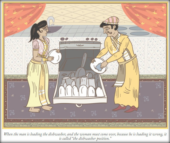 Married Kamasutra - The new yorker