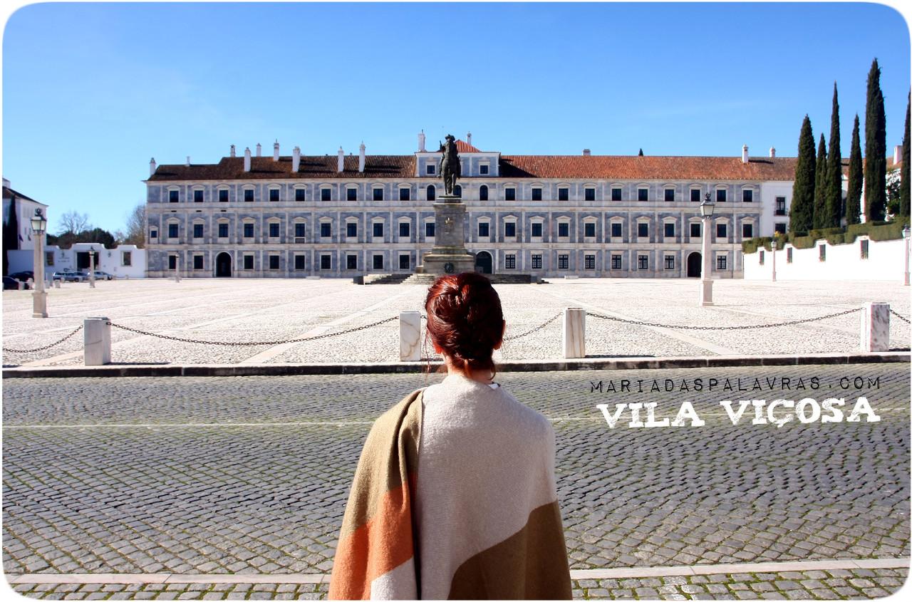 Vila Viçosa - Maria das Palavras