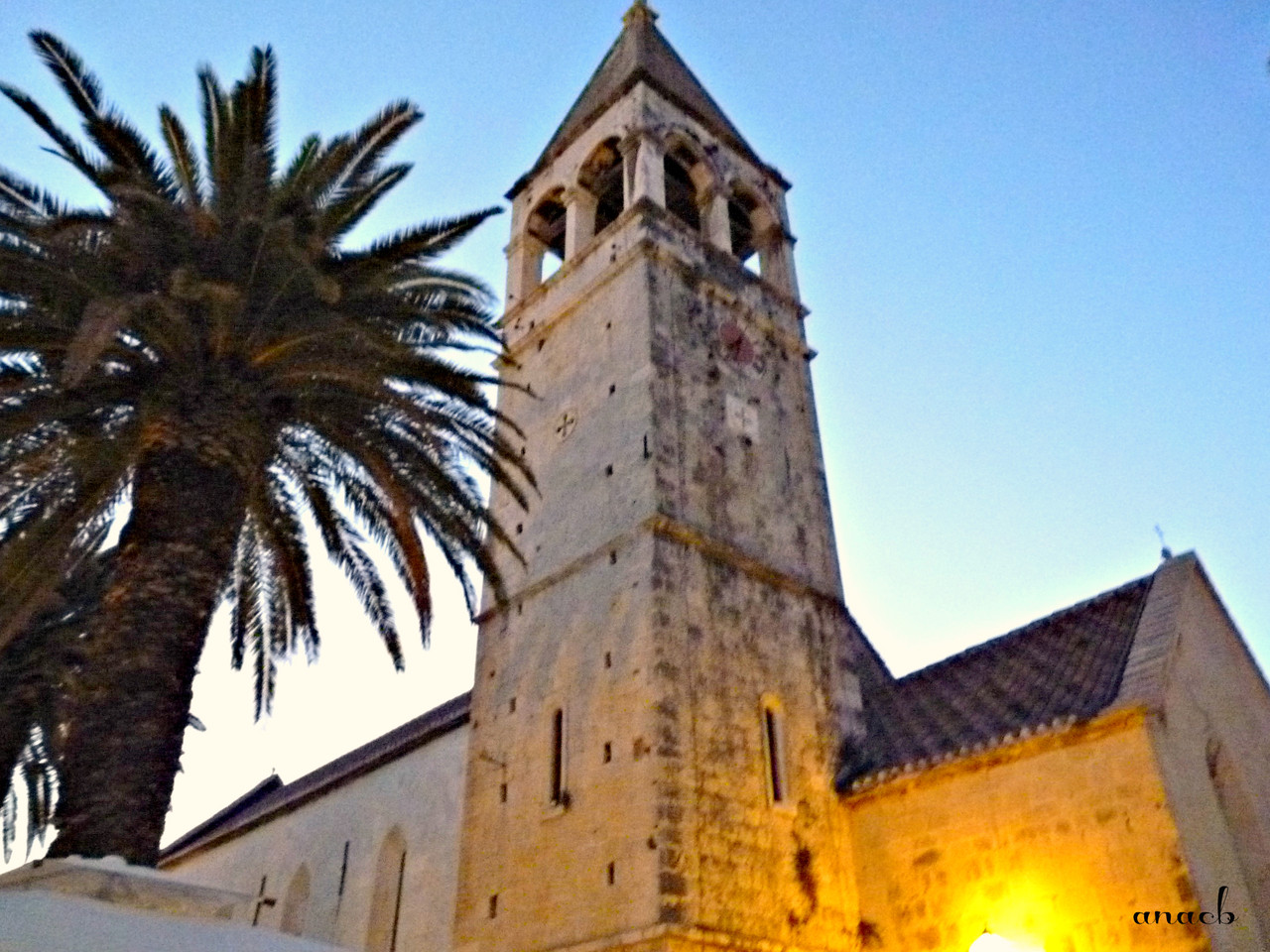 Trogir - St. Dominic's monastery - viajarporquesim