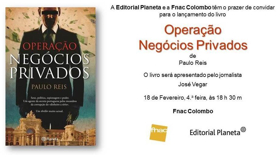 Operação negócios Privados - Lisboa - Colombo.j