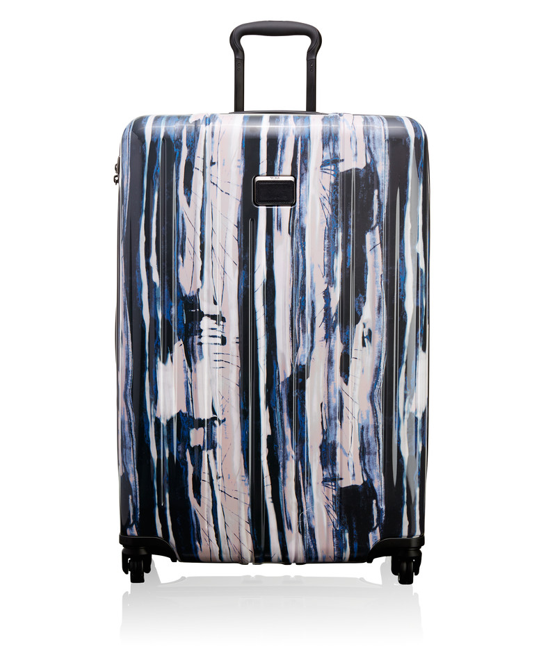228067 Waterfall Print V-Lite Large Trip Packing C
