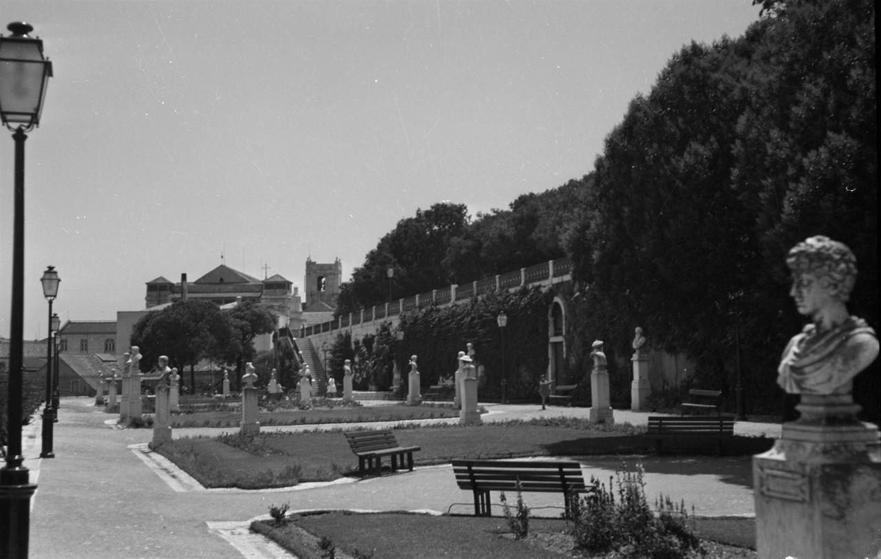 Jardim de São Pedro de Alcântara, foto de Artur