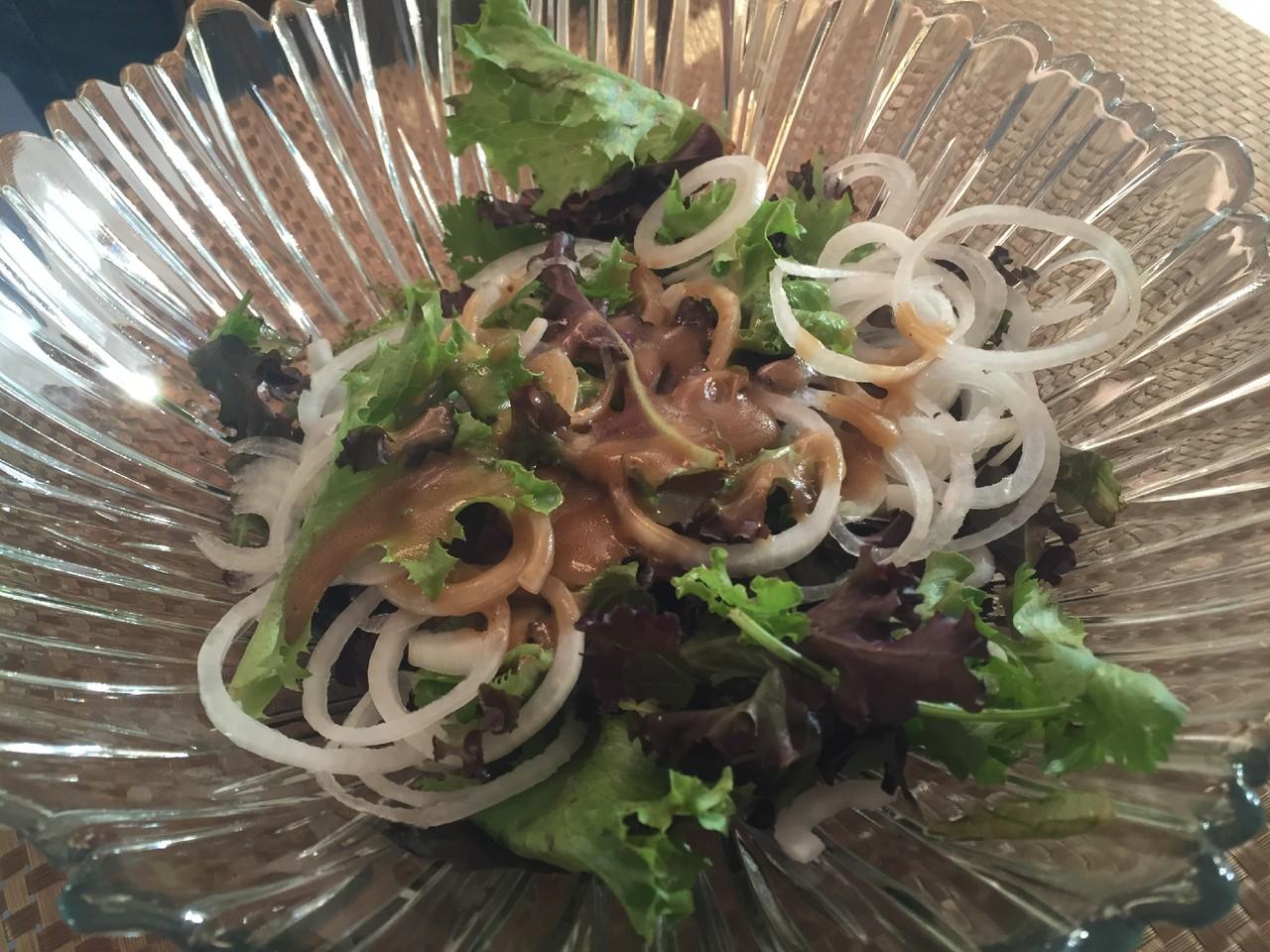 Receitas da hortelã | molho vinagrete para saladas