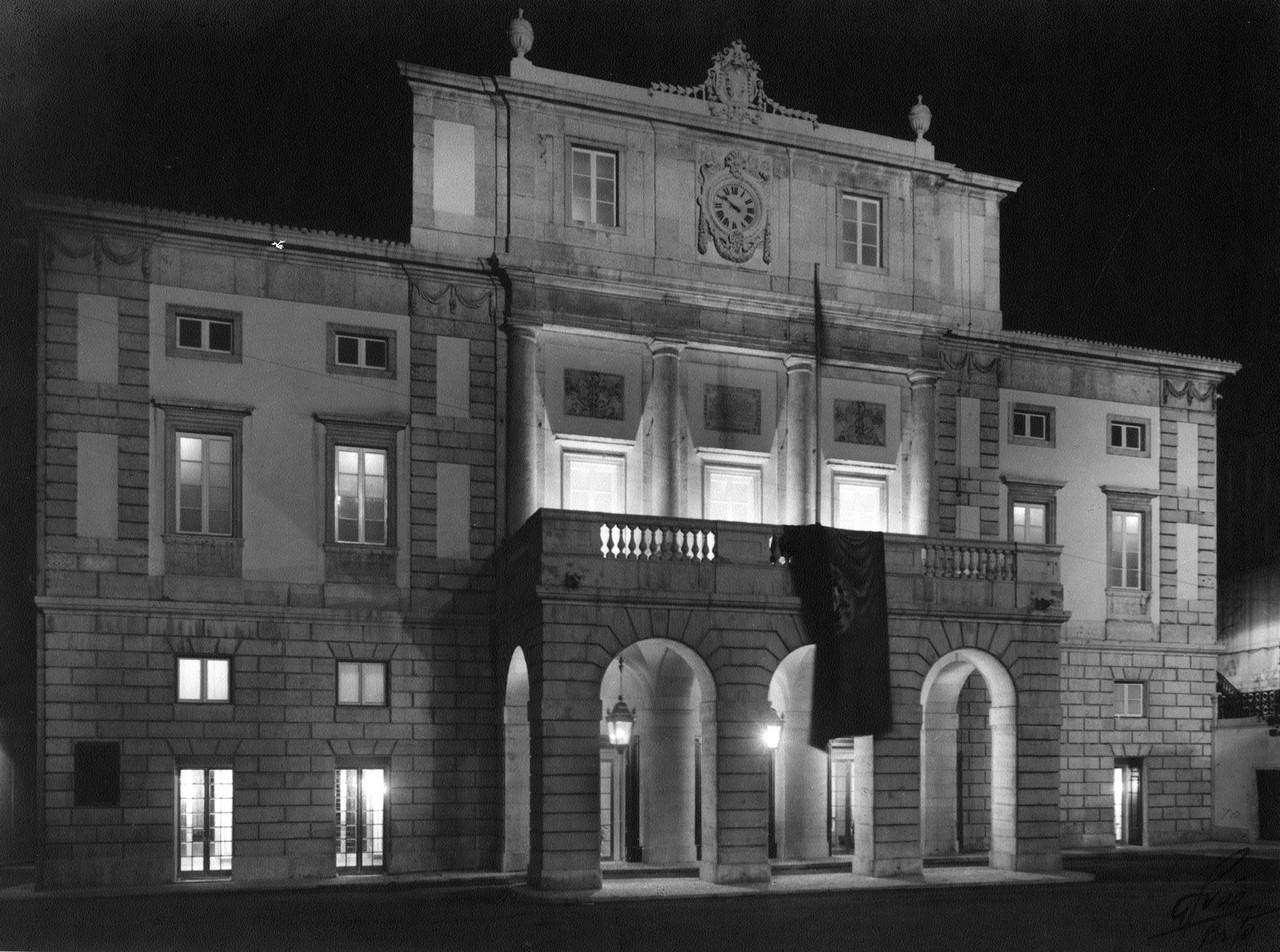 Teatro Nacional de São Carlos, anos 30 foto de Do