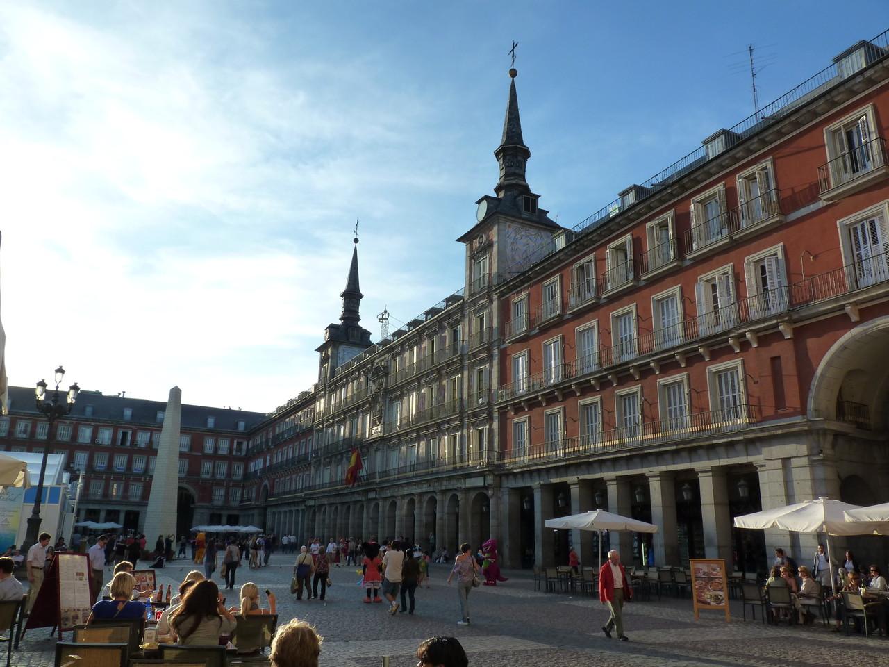 Romântica Madrid-Plaza Mayor (1).JPG