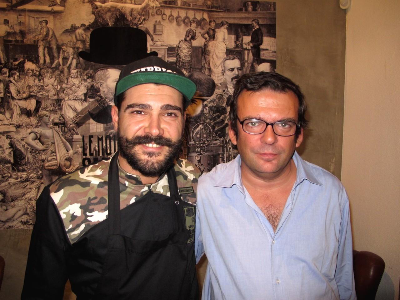 Daniel Cardoso & Joaquim Arnaud