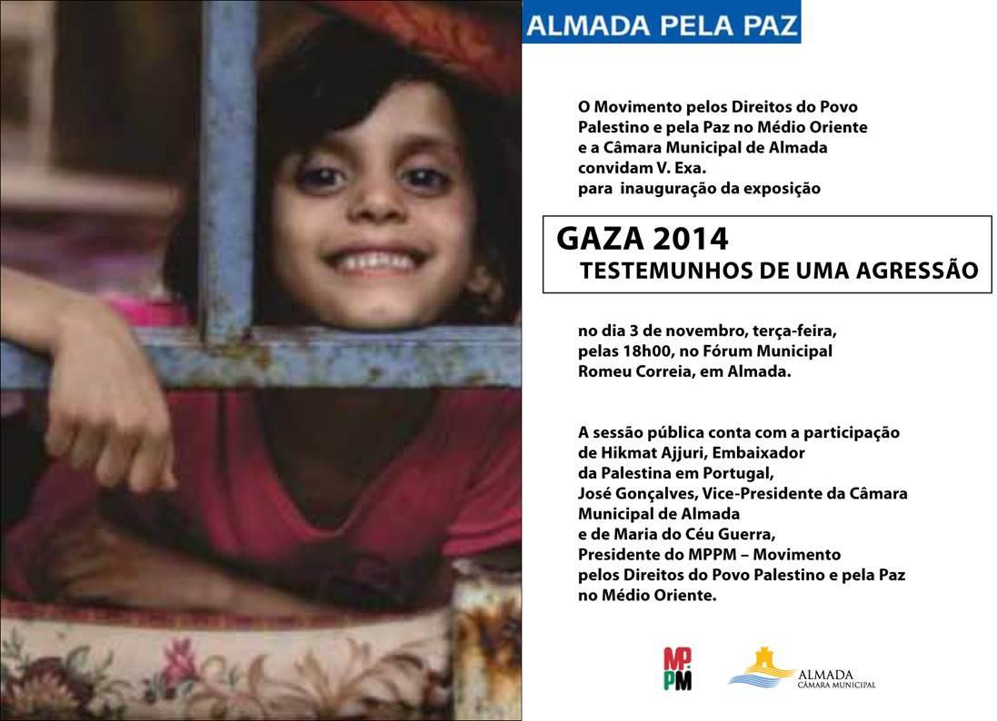 Convite Almada
