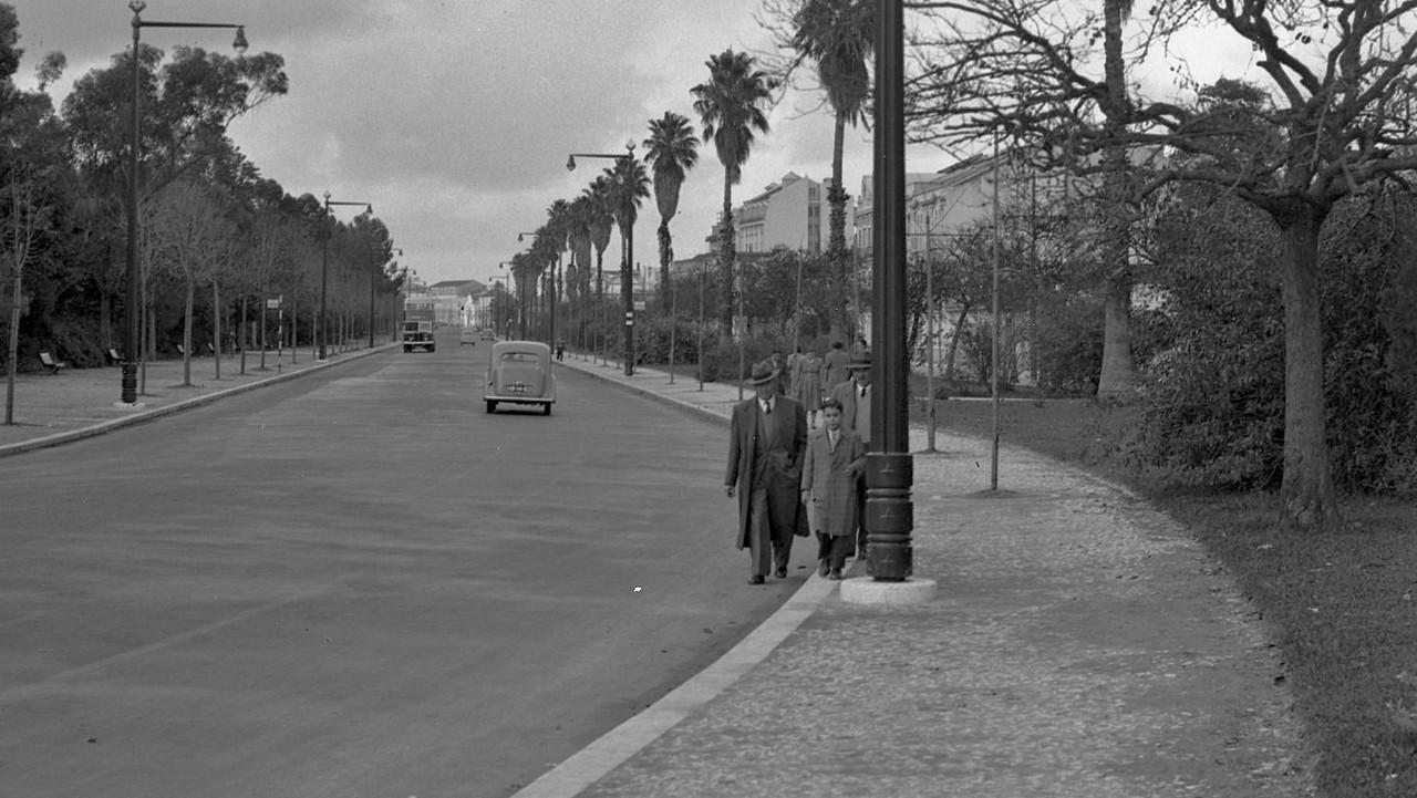 Campo Grande, Lisboa (F, M . Costa, ante 1951)